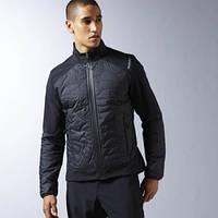 Спортивная куртка для мужчин Reebok Tough Fitness PRIMALOFT S94355 - 2016/2
