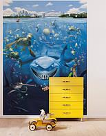 Komar 4-406 Nemo Детские фотообои на стену «Немо»