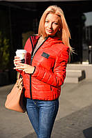 Куртка-парка женская зимняя