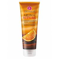 Dermacol Body Aroma Ritual Гель для душа гармонизирующий Бельгийский шоколад Harmonizing Shower Gel