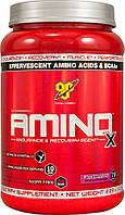 Аминокислоты Amino X (1,01 kg blue raz) от BSN