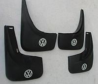 Брызговики компл(4шт.) LUX Volkswagen Golf Mk5