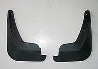 Брызговики пара перед LUX Ford Fiesta Mk7 Mk7.5