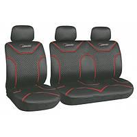 Чехлы на передние сиденья 7021/4 MILEX Classic 2+1
