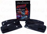 Ручки дверные ВАЗ 2110 Racing BLACK (черные)