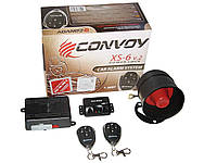 Сигнализация CONVOY XS-6 V2 силовой выход на центр