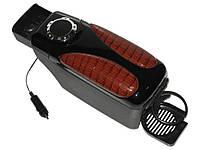 Подлокотник 42015D Black/E2 с подсветкой