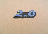 Декоративная наклейка 2.0 6.5х3 см