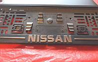 Рамка под номер книжка NISSAN