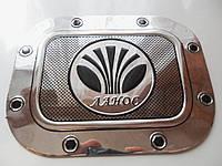 Декоративная накладка наклейка на бензобак LANOS