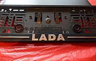 Рамка под номер книжка LADA