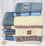 Полотенце для лица и рук Версаче молочный