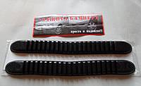 Накладка Защита бампера гофра декоративная ПАРА