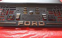 Рамка под номер книжка FORD