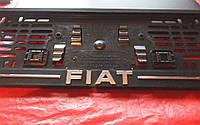 Рамка под номер книжка FIAT