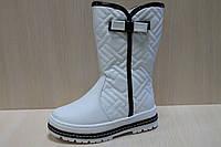 Зимние сапоги на девочку, детская зимняя обувь тм Tom.m р.27,28,29,30,31,32