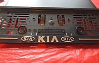 Рамка под номер книжка KIA