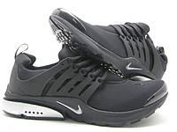 Кроссовки мужские Nike Presto3 черно-серые оригинал