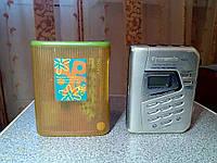 Два плеера SONY YP-ES21+PANASONIC RQ-E27V
