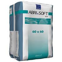 Одноразовые впитывающие пеленки Abri-Soft Eco 60x60, 60 шт. (Abena)