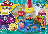 Набор пластилина Фабрика пирожных - Play-Doh, Hasbro (A0318)