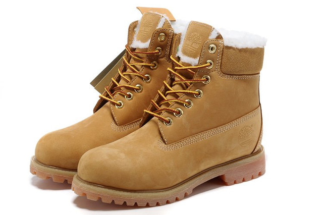 Желтые Ботинки Зимой - AliExpress