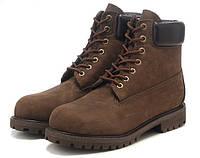 Ботинки Classic Timberland 6 inch Brown - 1590