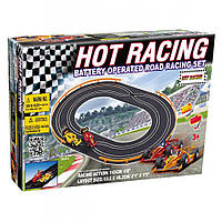 "Трек ""Hot Racing"", 143 GOLDEN BRIGHT"