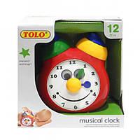 Музыкальные часы Tolo