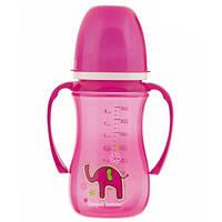 Поильник-непроливайка Canpol Babies EasyStart Цветные зверюшки 240 мл (35/208)