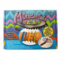 Набор для плетения браслетов из резиночек Monster Tail Rainbow Loom