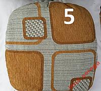 Чехол, накидки на табуретки 4 шт. на резинке