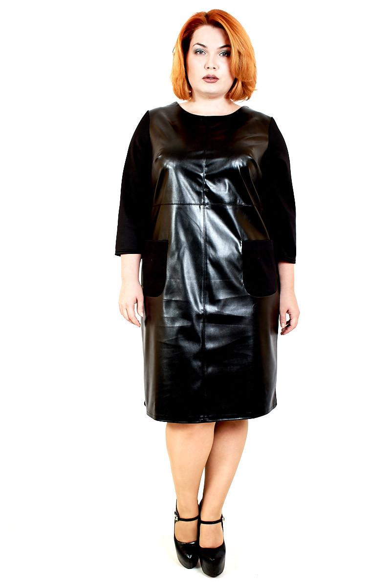Женская одежда платье большого размера по украине