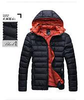 Мужская термокуртка. Мужской зимний пуховик