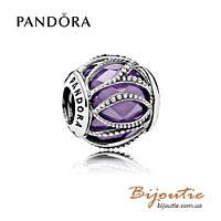 Pandora Шарм #791968ACZ серебро 925 Пандора оригинал