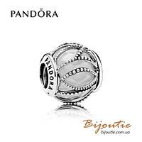 Pandora Шарм #791968CZ серебро 925 Пандора оригинал