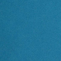 Фетр жесткий, голубой, 21*30см 740400