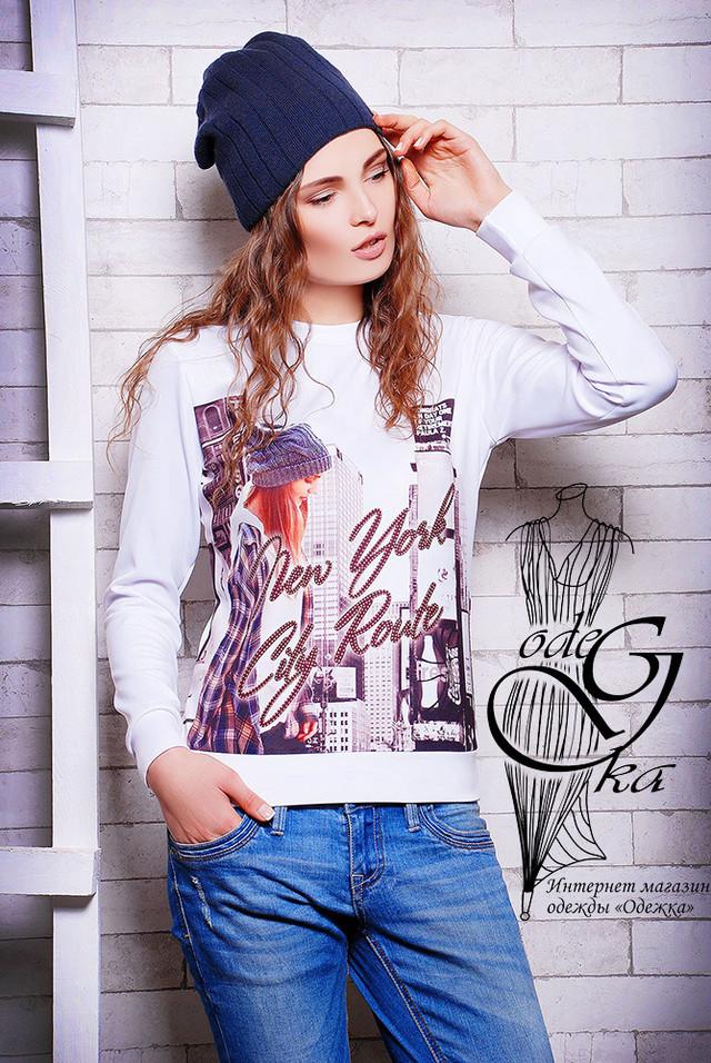 Подобные товары-20 Женского стильного свитшот Клит-3