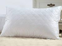 Бамбуковая подушка 50X70см Prestij Textile с двойным кантом стеганная