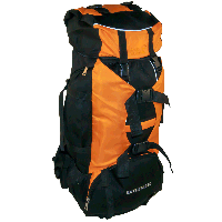 Рюкзак туристический gerdi 80л каркасный