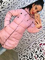 Куртка зимняя удлиненная (арт. 369884948)