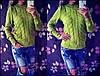 Зимний женский свитер