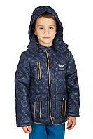Куртка на мальчика ARMANI верхняя детская одежда 1-8 лет