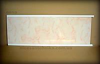 Экран под ванну 150*55 см.розовый ЕВПА
