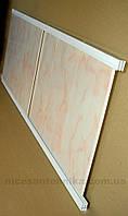 Экран под ванну 170*55 см.розовый ЕВПА