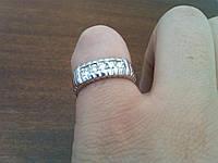Перстень Кольцо c бриллиантами золото 585 пробы