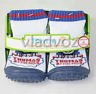 Детские носки с подошвой для мальчика 8 (24 месяцев) Thomas 13.5 см-14.5 см.