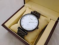 Стальные часы RADO Jubile - high-tech, цвет циферблата белый, графитовый цвет, черные