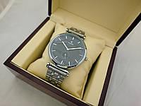 Стальные часы RADO Jubile - high-tech, цвет циферблата белый, серебристый цвет, черные