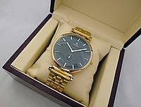 Стальные часы RADO Jubile - high-tech, цвет циферблата черный, золотистый цвет, черные
